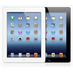 Apple iPad 3 - 64 GB - Sort