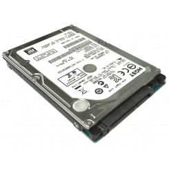 Assorterede 120 GB harddisk