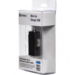 Sandberg Mini Car Charger USB 2100 mAh