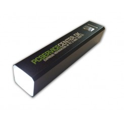 Powerbank med LED