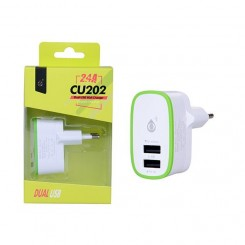 CU202 Dual USB Wall Charger