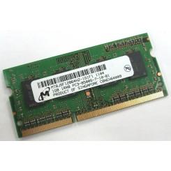 Bærbar 1 GB DDR3 RAM
