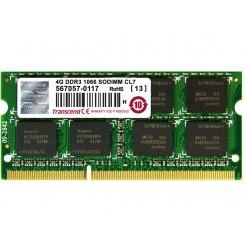 Bærbar 4 GB DDR3 RAM