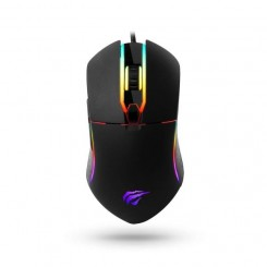 Havit Gaming Mouse LED Wired black