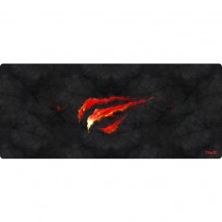 Havit Gaming Mousepad Large Black/Red