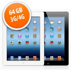 Apple iPad 3 - 64 GB + 4G