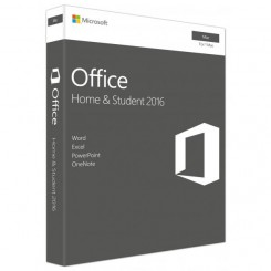 Microsoft Office Mac Home & Student 2016 Nord