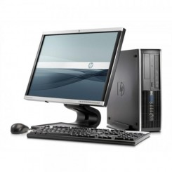 HP Compaq DC7900 komplet PC sæt