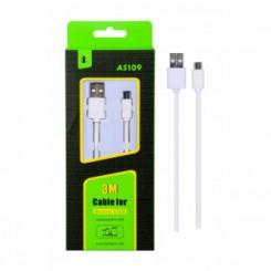 OnePlus Micro USB kabel 3m