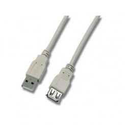 Logilink USB forlænger kabel 2M