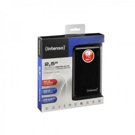 "Intenso 3TB 2,5"" ekstern harddisk USB 3.0"