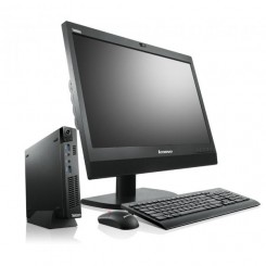 "Lenovo ThinkCentre M72e inkl. 23"" TFT Komplet PC pakke"