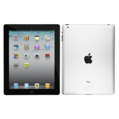 Apple iPad 2 - 32 GB - Sort - Wi-Fi