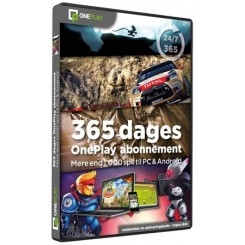 ONEPLAY 365 DAGES GAMING