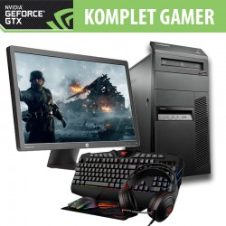 Billig gamer pc pakke