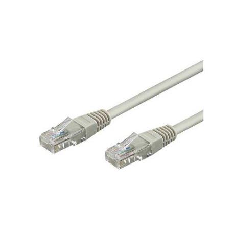 Netværkskabel - Grå - 0.5 m
