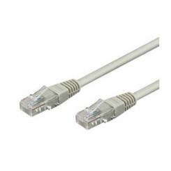 Netværkskabel - Grå - 1.0 m