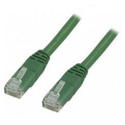 Netværkskabel - Grøn - 1.0 m