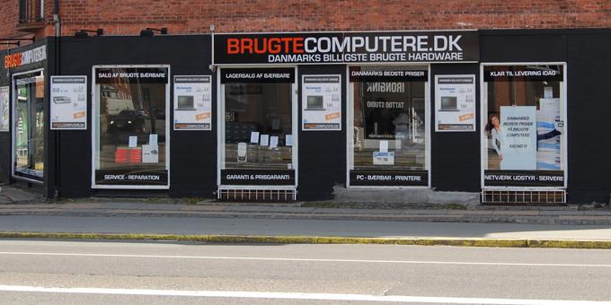 Brugtecomputere.dk Hellerup butik