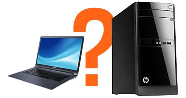 Brugt stationær eller bærbar computer?