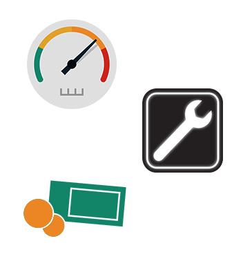 Stationær computer giver mere ydelse for pengene i forhold til en bærbar pc